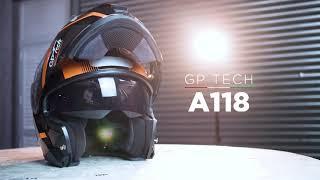 Capacete A118 Articulado | GP Tech