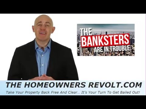 Stop Foreclosure - How To Stop Foreclosure FAST & Legally Win Your Home