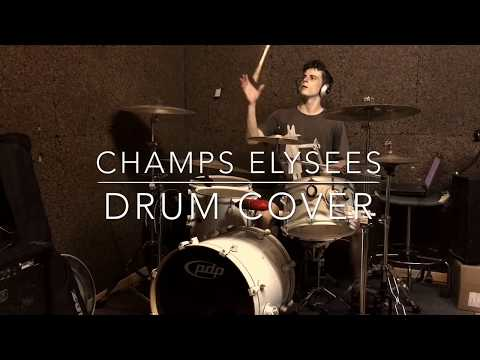 NOFX drum cover - Champs Elysees