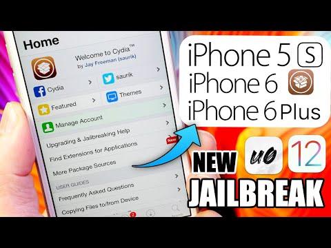 JAILBREAK IPhone 5s, 6 & 6 Plus NEW Unc0ver Jailbreak Released