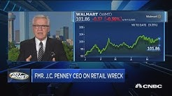 Former JC Penney CEO sees retail making a comeback, even in the midst of a trade war