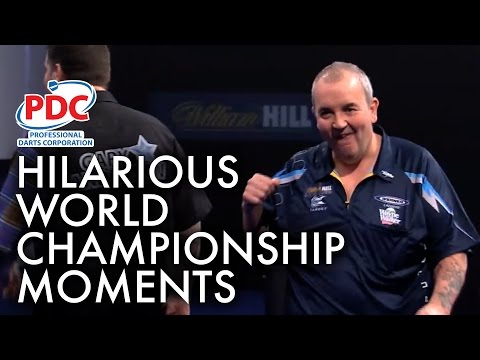 Hilarious World Championship Moments