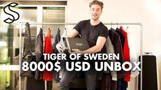 Tiger of Sweden 8.000 USD unboxing - Men