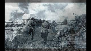 Песни о войне.  Давным-давно была война. Военные песни. Песни для души.