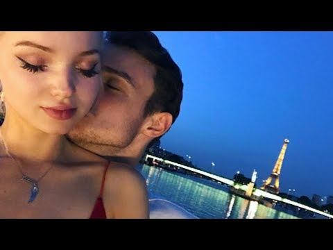 Dove Cameron AND Thomas Doherty Did WHAT Everyday While FILMING Descendants 2?