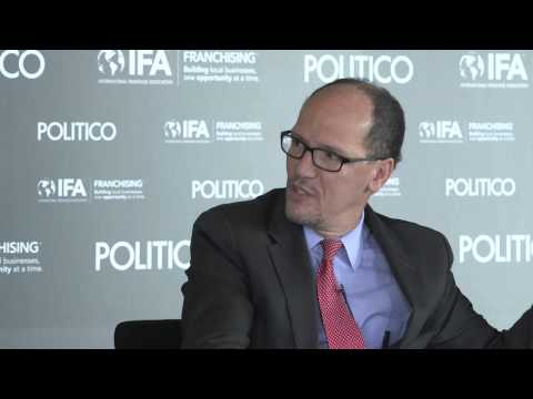 Pro Labor & Employment: Secretary Tom Perez