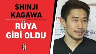 Shinji Kagawa: Rüya gibi oldu, gerçekten inanılmazdı. 👏👏