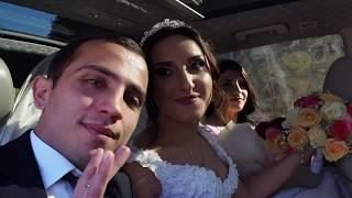 Georgian wedding Bacho & Khaatia Wedding Clip  Настоящая Грузинская свадьба