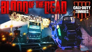 Black Ops 4 Zombies: 'BLOOD of the DEAD' First Live Attempt! w/Syndicate!