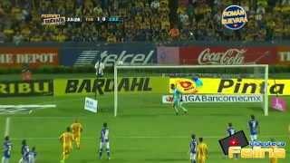 Tigres vs Cruz Azul 1-0 Jornada 13 Apertura 2014 Liga Mx HD - RESUMEN GOLES