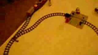 My Lego 9V Train Collection