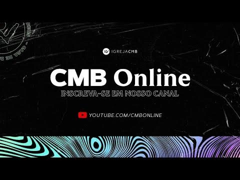 CMB Online 19h - Pr. Daniel Ferrari - Discípulo - 15/11/2020 #JuntosPelaCMB