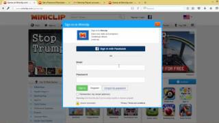 How To Reset Your Miniclip Password