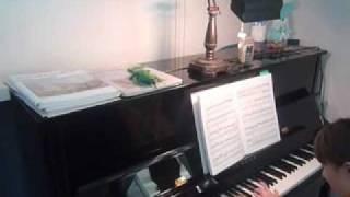 Burgmuller, Op. 109, No. 10, Velocity
