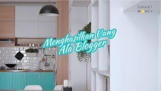 Menghasilkan uang ala blogger