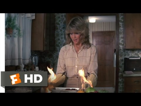 Firestarter (3/10) Movie CLIP - Burning Mommy (1984) HD