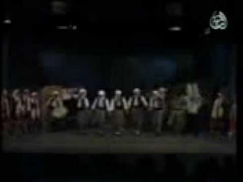 هبت هبوب الشمالي - من مسرحية شقائق النعمان