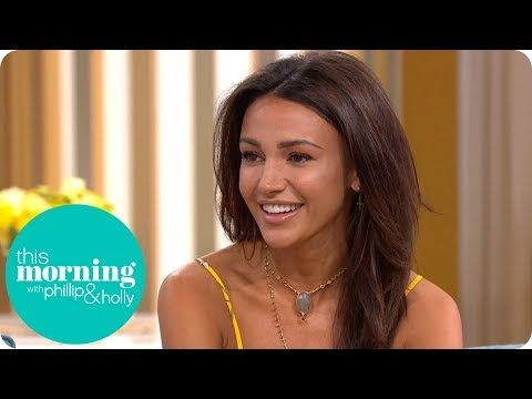 Michelle Keegan Talks Luke Pasqualino's Dramatic Exit From 'Our Girl' | This Morning