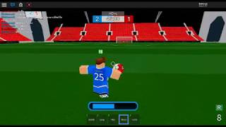 Roblox | RES | Ro Evolution Soccer | Gameplay