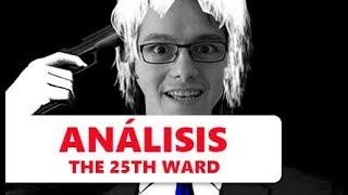 The 25th Ward: The Silver Case   El juego MARGINADO de Suda51   ANÁLISIS   CRÍTICA