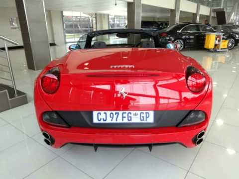 2013 FERRARI CALIFORNIA 30 EDITION Auto For Sale On Auto Trader South Africa