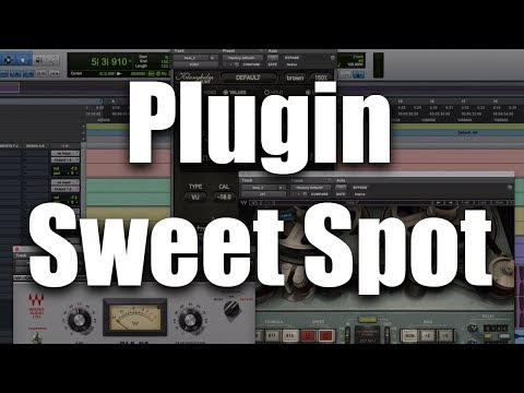 Plugins Have A Sweetspot - The Proof!