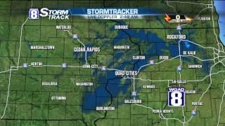 StormTrack 8 Morning Forecast December 31, 2015