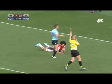 ROUND 8 HIGHLIGHTS: Sunwolves v Waratahs - 2018