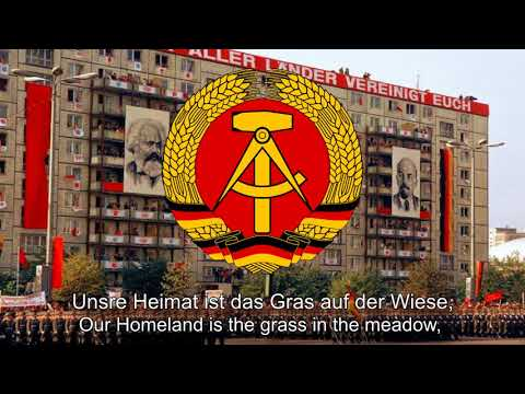 East Germany Song - Unsere Heimat (Our Homeland)