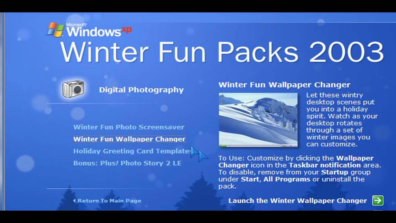 Windows Xp Tip Free Wallpaper Changer