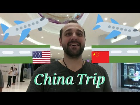 JayBo Travel Day to China
