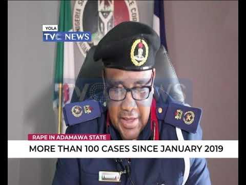 Adamawa records more than 100 rape cases since January 2019
