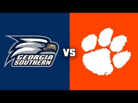 Georgia Southern vs. #2 Clemson | 2018 CFB Highlights