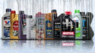 Olej 5W30 507 Test Zimna -30°C Mobil 1, Motul, Valvoline, Orlen, Windigo, Liqui Moly, Xenum