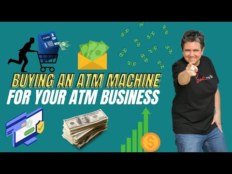 Buying An ATM Machine For Your ATM Business