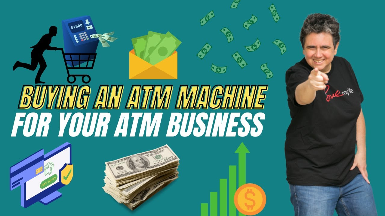 Buying Atm Machines As An Investment