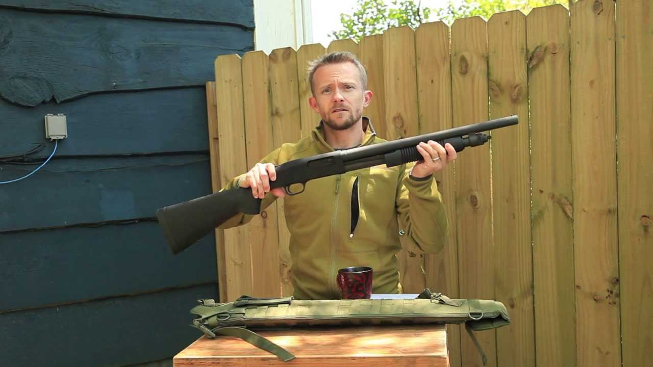 The Mossberg 590 A1 LE Shotgun Overview : The Outdoor Gear Review