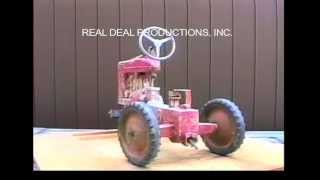 International Harvester Large M Pedal Tractor - Eska - IH