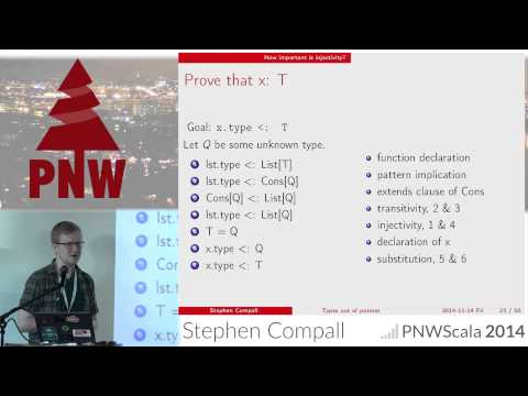 PNWS 2014- Types out of patmat