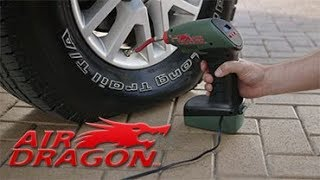 Air Dragon Tire Inflator - Does it work?