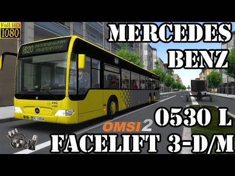 OMSI 2 - MB CITARO O530L Facelift 3-D/M - Most Popular Videos