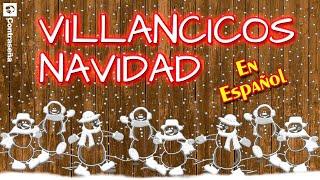 3 Horas de VILLANCICOS MÚSICA de NAVIDA...
