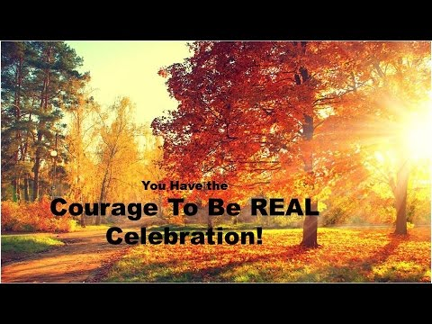 Courage to Be Real Celebration with Dr. Susan Austin