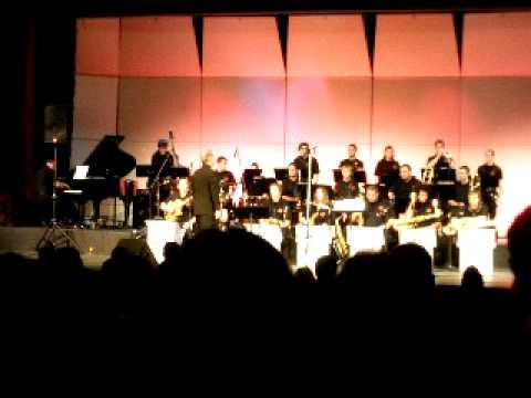 Groove Merchant - Slippery Rock Jazz Ensemble