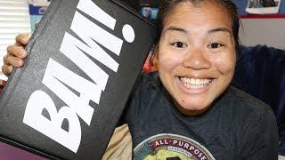 2017 April BAM! Box Unboxing - [Revenge: Bad Blood]