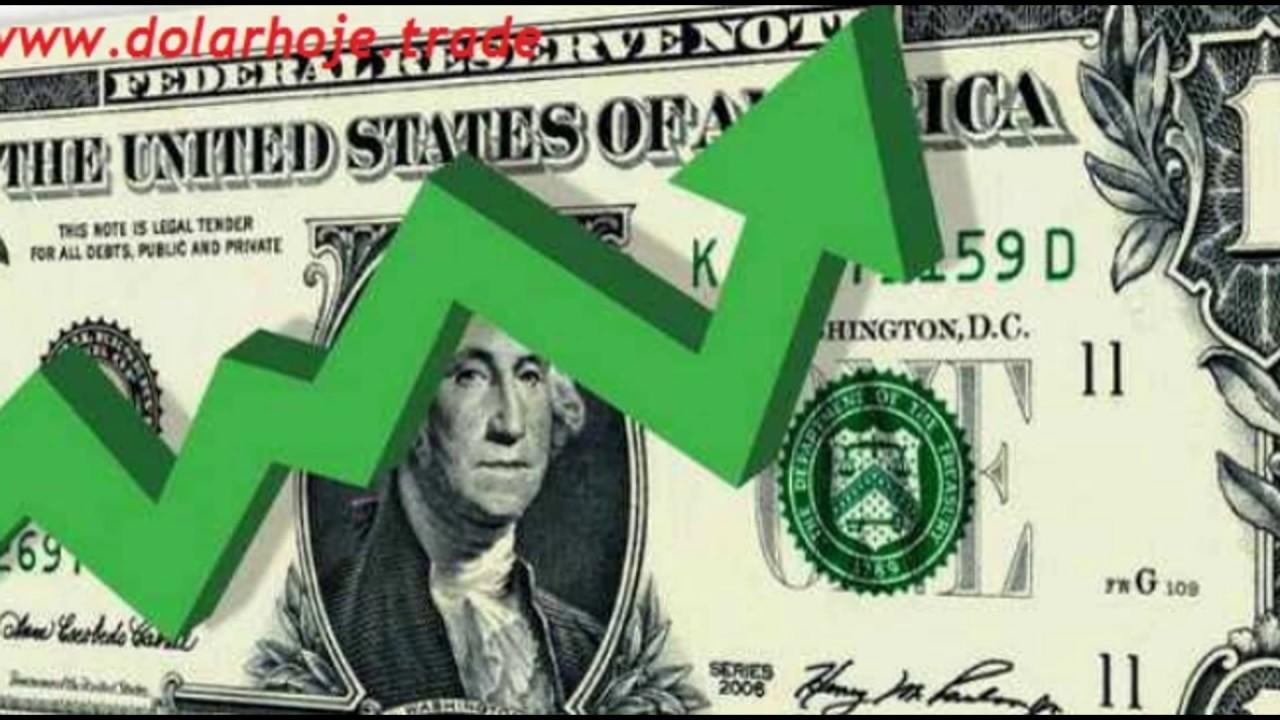 Dólar Hoje Cotação Valor Do