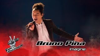 Bruno Pina - Imagine (John Lennon) | Gala | The Voice Portugal