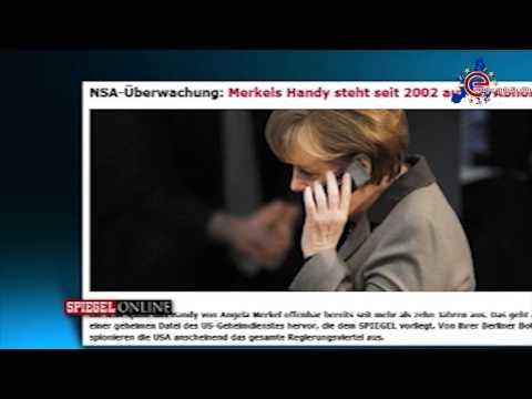 US  spying on Merkel's phone
