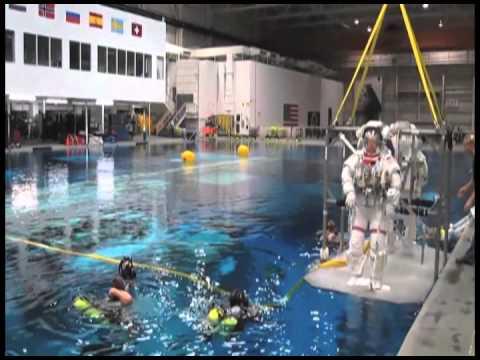 NASA Now: Engineering Spacesuits