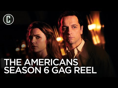 'The Americans' Season 6 Gag Reel Laughs in the Face of Danger Mp3
